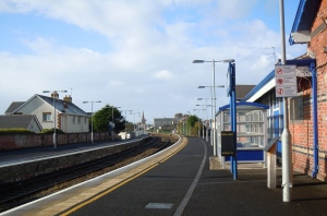 railway patforms